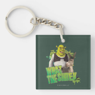What The Shrek Key Ring
