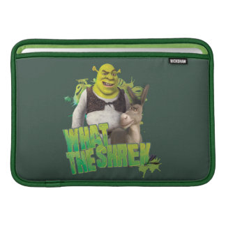 What The Shrek MacBook Sleeve
