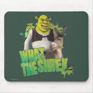 What The Shrek Mouse Mat