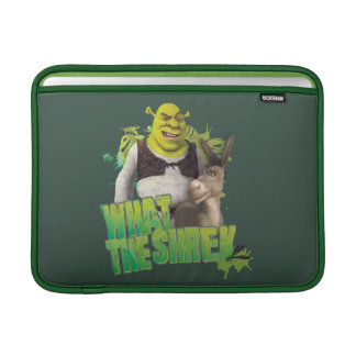 What The Shrek Sleeve For MacBook Air