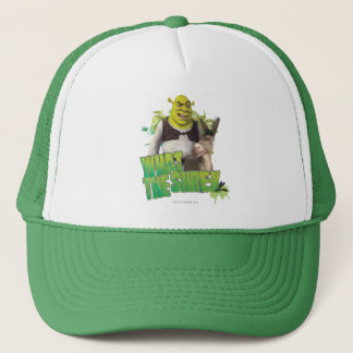 What The Shrek Trucker Hat