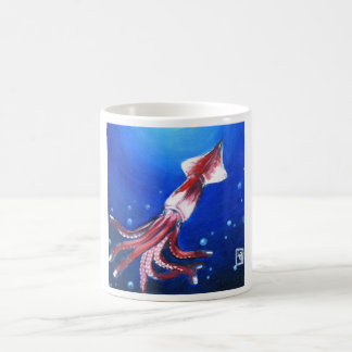 What the Squid Did Coffee Mug