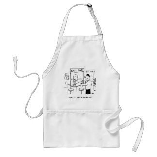 What to drink at a Nail-Bar Standard Apron