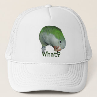 What? Trucker Hat