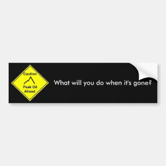 What will you do bumper sticker