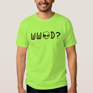 What would ALIENS do? Shirts