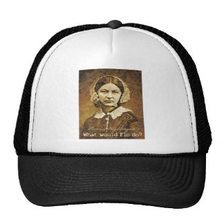 What would Florence Nightingale Do? Hat