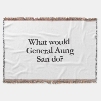 what would general aung san do