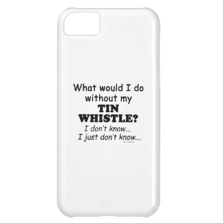 What Would I Do, Tin Whistle iPhone 5C Case