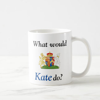 What Would Kate Do Mug
