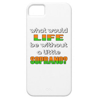 What would life be without a little Soprano ? Case For The iPhone 5