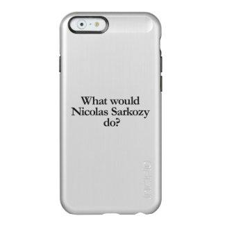 what would nicolas sarkozy do incipio feather® shine iPhone 6 case