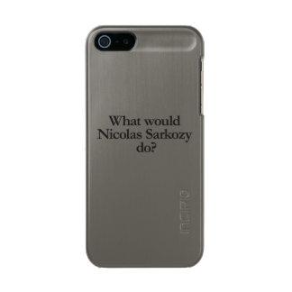 what would nicolas sarkozy do incipio feather® shine iPhone 5 case