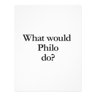 what would philo do flyers