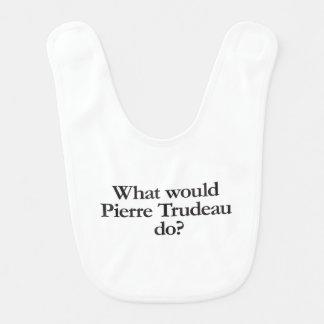 what would pierre trudeau do bib