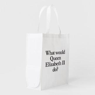 what would queen elizabeth II do