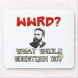 What WOULD Roentgen Do? Mouse Pad