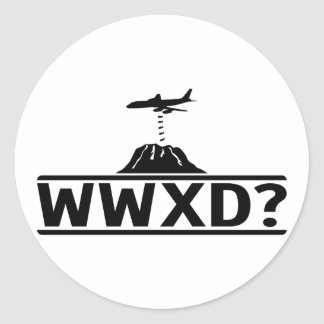 What Would Xenu Do? Stickers