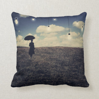 What You Don't Want to See - Surreal  Pillows Cushions