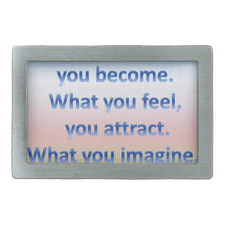 What you think rectangular belt buckle