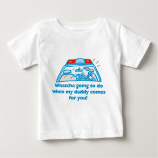 Whatcha going to do... baby T-Shirt