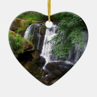 Whatcom Falls Christmas Ornament