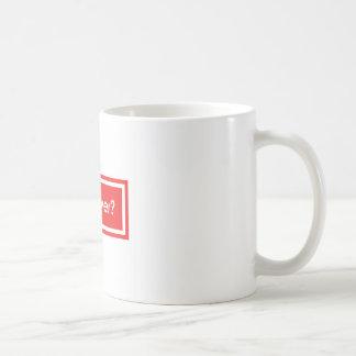 Whatever? Basic White Mug