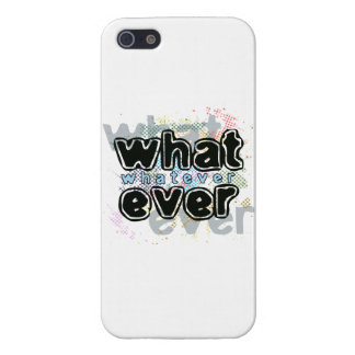 WHATEVER COVERS FOR iPhone 5