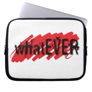 whatEVER Electronics Bag Laptop Computer Sleeves