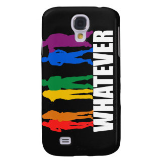 WHATEVER GRAY GALAXY S4 COVER