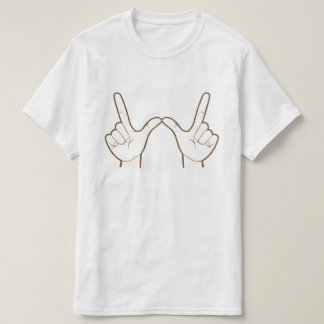 Whatever! (Hand Sign) Pop Culture Graphic T-Shirt
