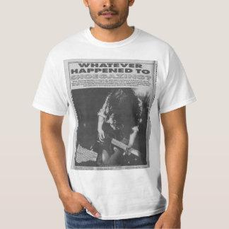 Whatever Happened to Shoegazing? T-Shirt