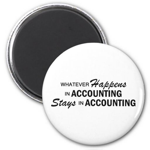 Whatever Happens - Accounting Magnets