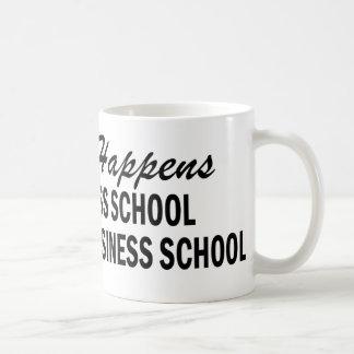 Whatever Happens - Business School Coffee Mug