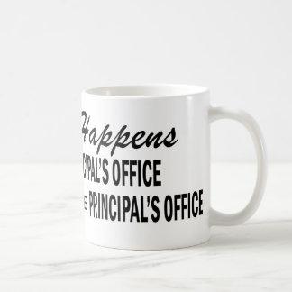 Whatever Happens - Principal's Office Coffee Mug