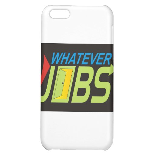 WhatEver Jobs Case For iPhone 5C