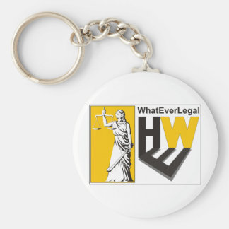 WhatEver Legal Keychain