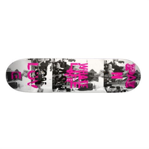 Whatever Life Skateboard