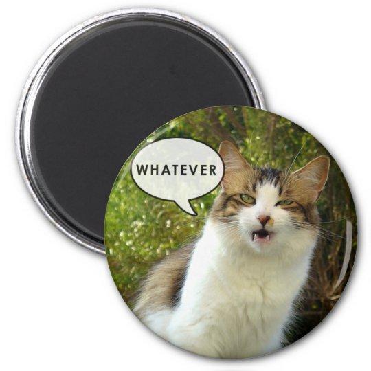 Whatever Magnet 01