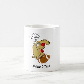 Whatever Classic White Coffee Mug