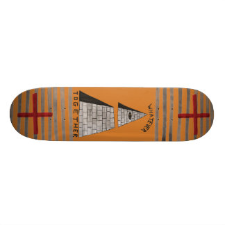 Whatever Together by Patrick Jilbert Skate Boards