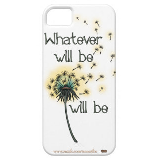 Whatever Will Be - iPhone 5 Case For The iPhone 5