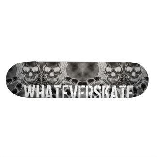 WhatEverSKATE Board Skate Board Deck