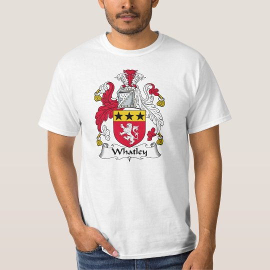 Whatley Family Crest T-Shirt