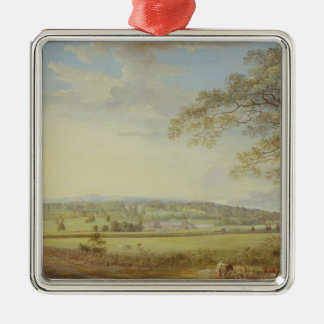 Whatman Turkey Mill in Kent, 1794 (gouache, bodyco Christmas Ornament