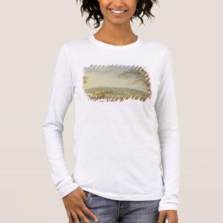 Whatman Turkey Mill in Kent, 1794 (gouache, bodyco Long Sleeve T-Shirt