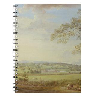 Whatman Turkey Mill in Kent, 1794 (gouache, bodyco Notebook