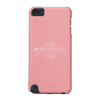 What's a Supergirl to Do Pink iPod Touch (5th Generation) Covers