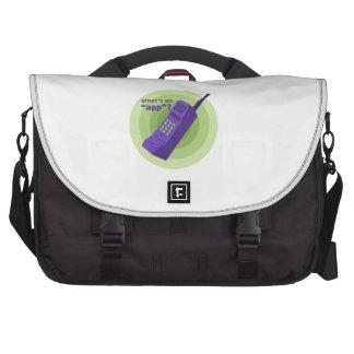 Whats An App? Commuter Bag