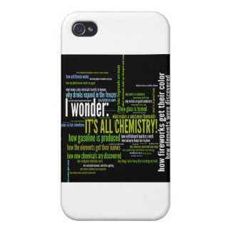 What's chemistry got to do with it? iPhone 4/4S case